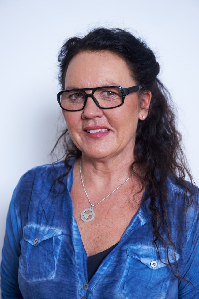 Suzanne Lindström, sexolog.