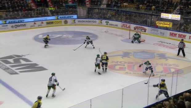 Highlights: Hv71-Färjestad 4-3