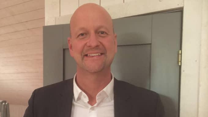 Magnus Oscarsson sitter i riksdagen för Kristdemokraterna. Foto: Privat