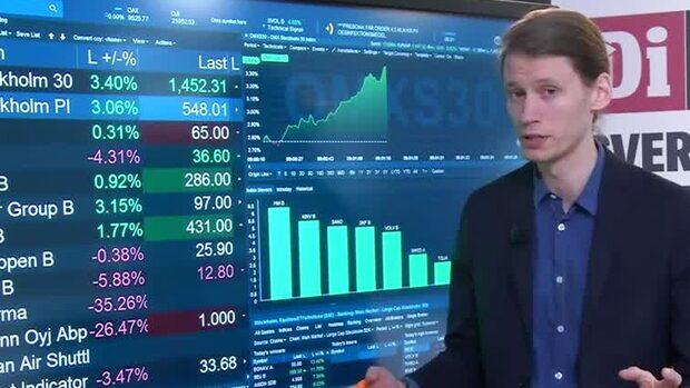Börsöppningen: Positiva tongångar - samtliga bolag stiger