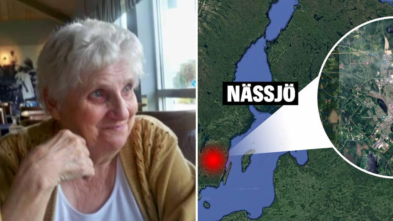 Ragnhild, 86, isolerad som för 70 år sedan