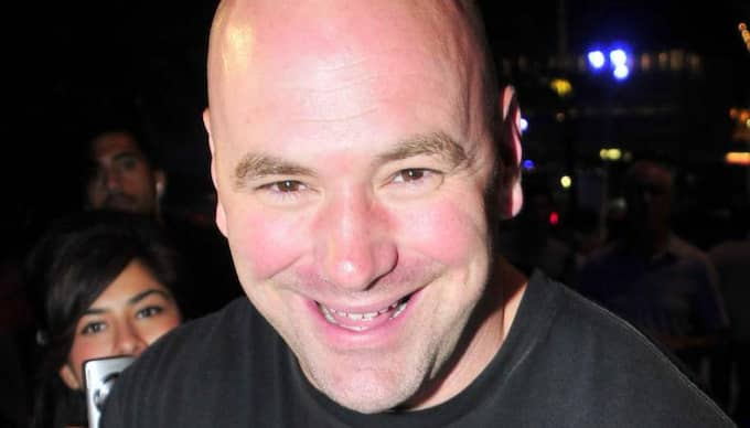 Dana White. Foto: Pacificcoastnews