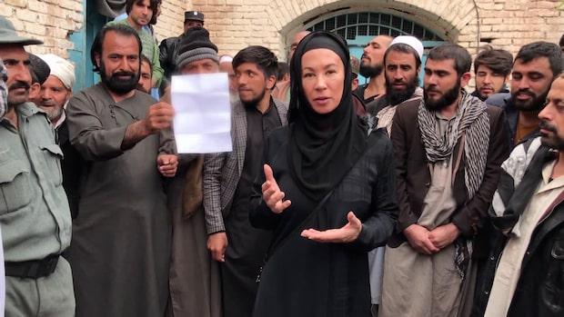 Magda Gad — Talibanerna inifrån