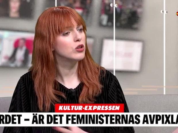 KULTUR-EXPRESSEN: Gardet – är det feministernas Avpixlat?