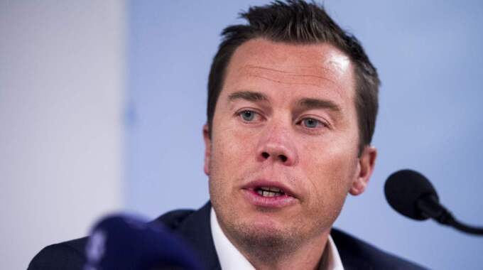 Malmö FF:s sportchef Daniel Andersson. Foto: Petter Arvidson / Bildbyrån