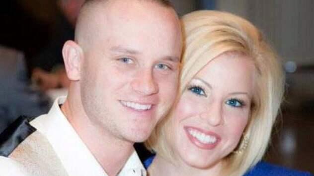 Derek och Jennifer Starnes skrämmande upptäckt Foto: Facebook