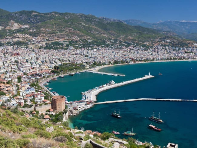 Det tidigare så populära turistlandet Turkiet är årets förlorare.