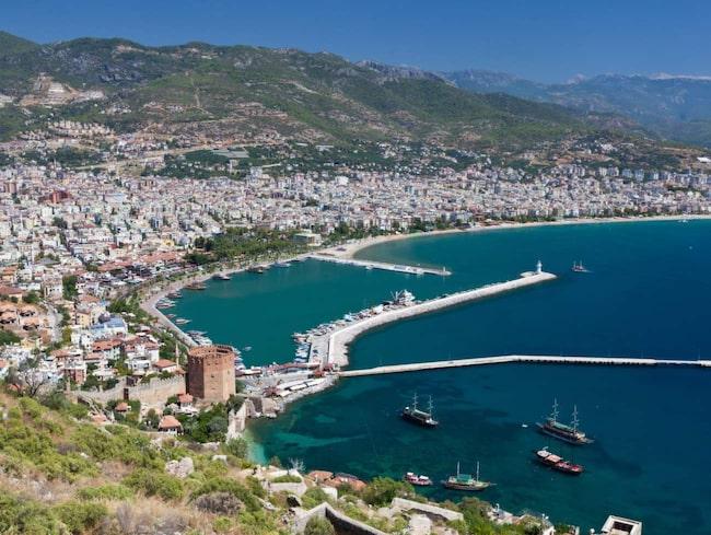 billiga resor turkiet