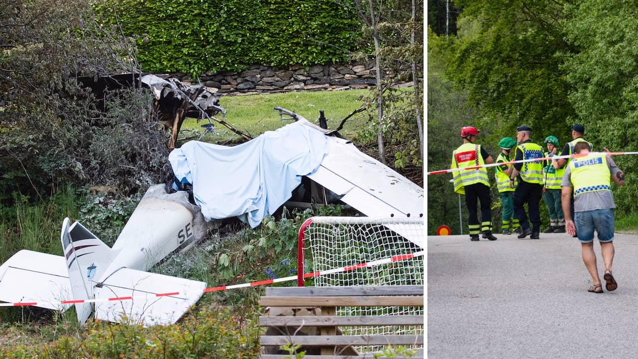 Två omkom i flygolycka – nu har orsaken utretts