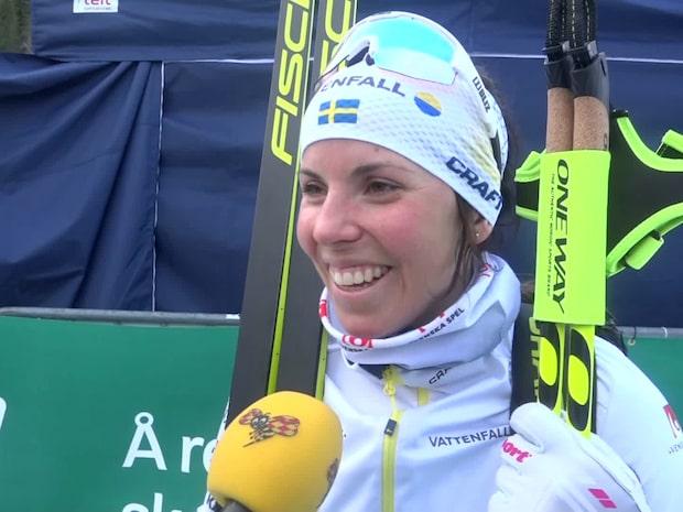 """Kallas hälsning till Björgen: """"Hon var den stora idolen"""""""