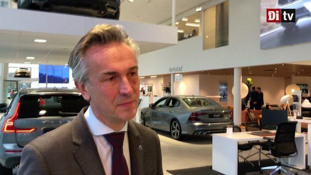 Volvo Cars nya Sverige-vd om förtroendekrisen