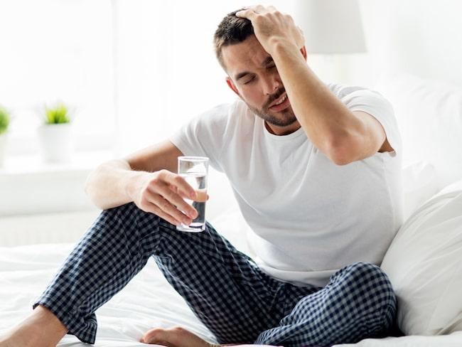 hur lång tid tar det att alkoholen går ur kroppen
