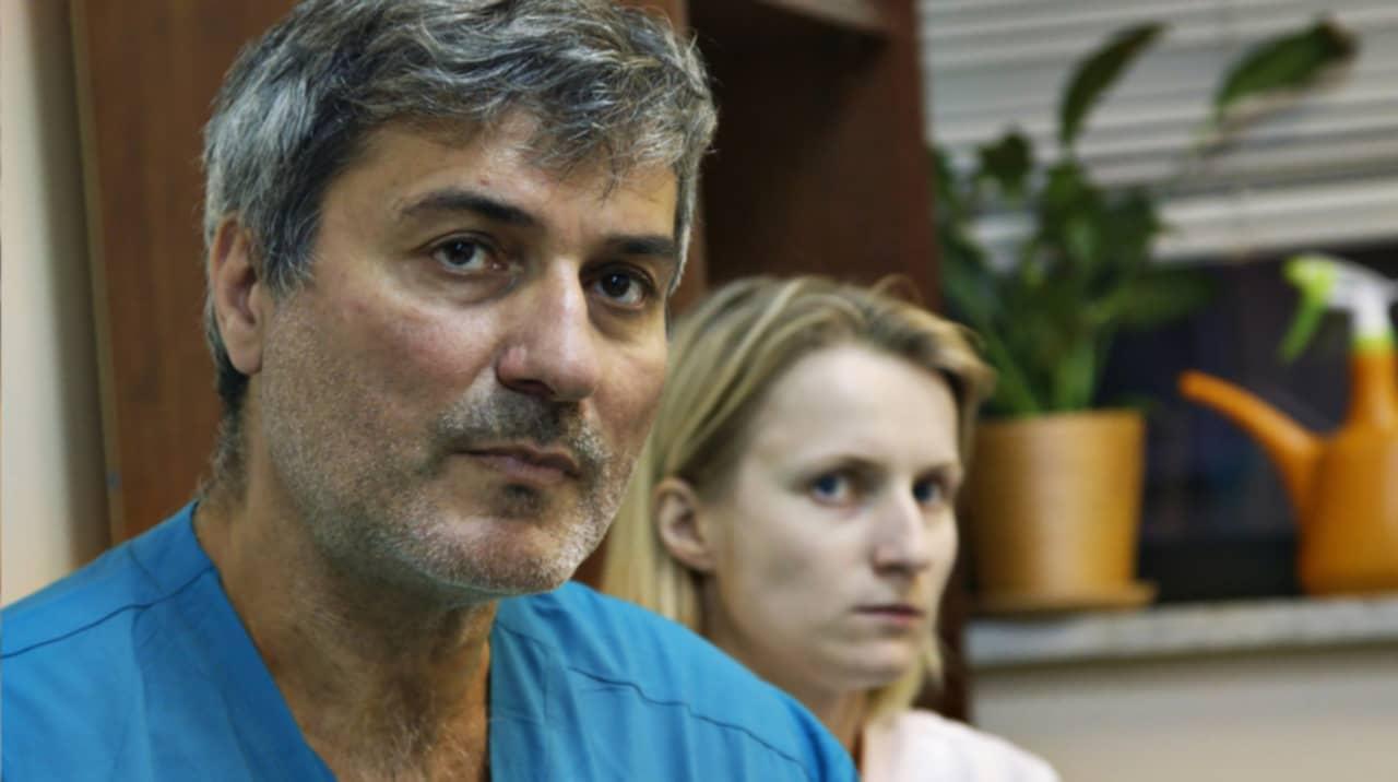 Samvetsvagrare i spansk sjukvard