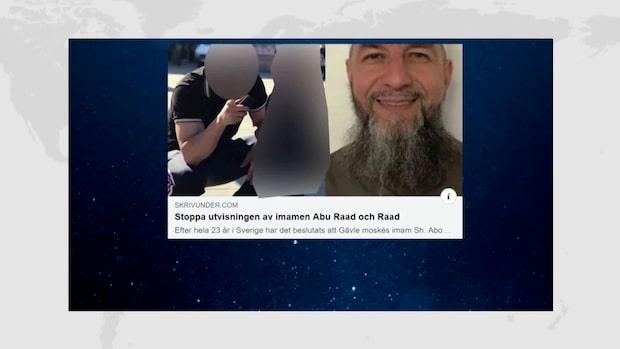 Journalisten Anna Gullberg hotades av Abo Raads son