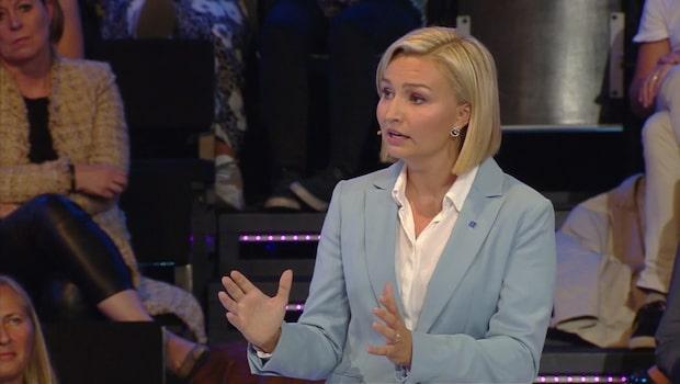 """Ebba Busch Thor: """"Vi behöver fler och nya kärnkraftverk"""""""