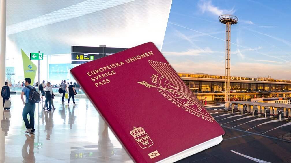 Passkontroll orsakar k er p el prat och orly allt om resor for Ryanair barcelona paris orly