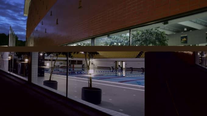 Nu inför polisen ökad bevakning på det populära badet. Foto: Mikael Sjöberg