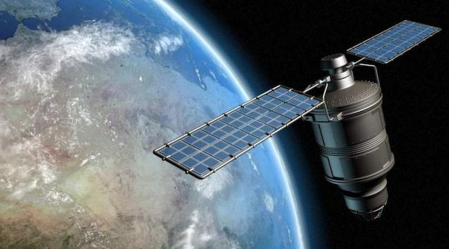 SATELLIT. Gemensamt för alla spårsändare är att de använder sig av GPS-satelliter för att registrera sin position.
