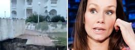 Linda Bengtzings egna skräckbilder från förstörelsen