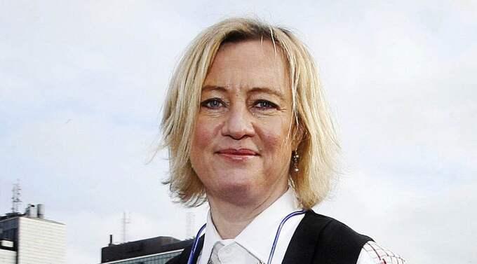Ingrid Bonde, med en månadslön på drygt 336 000, fick sin lön höjd med drygt 10 procent förra året. Foto: Cornelia Nordström