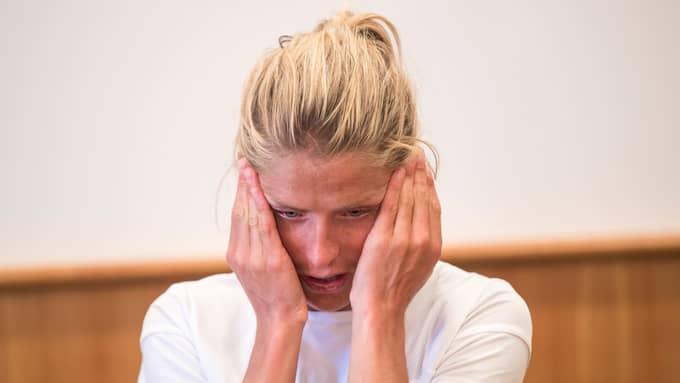 I augusti kom Cas dom som förkunnade att Therese Johaug missar OS i februari. Foto: RUUD, VIDAR / NTB SCANPIX TT NYHETSBYRÅN