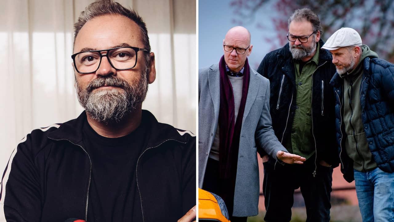 """Hyllningen till Adam Alsing i premiären av """"Top Gear"""""""