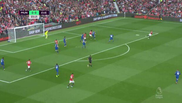 Bästa fullträffarna från Manchester United 2017/18