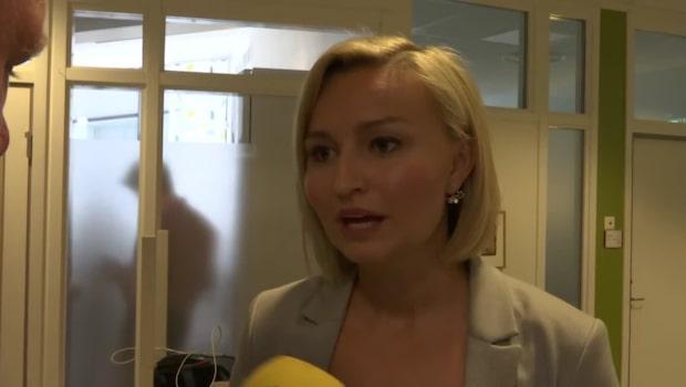 """Ebba Busch Thor: """"Socialdemokraterna har stått för ett stort svek"""""""