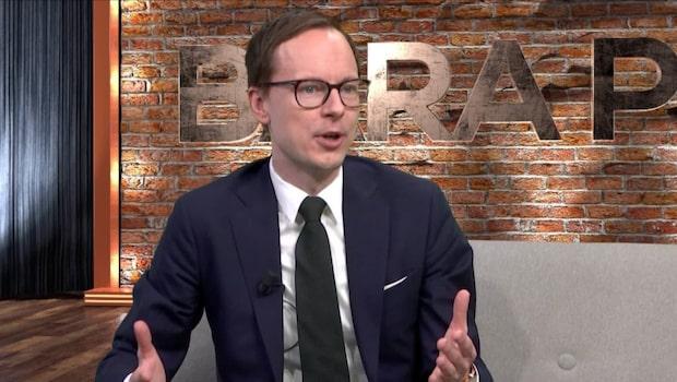Bara Politik: 12 december - Intervju med Mats Persson