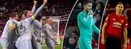 Fiasko för United – utslaget  ur cupen mot skrällgänget