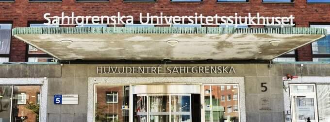 Sahlgrenska gör en lex Maria-anmälan. Foto: Jan Wiriden