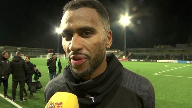 """Isaac Kiese Thelin tillbaka i Malmö FF: """"Det är hemma"""""""