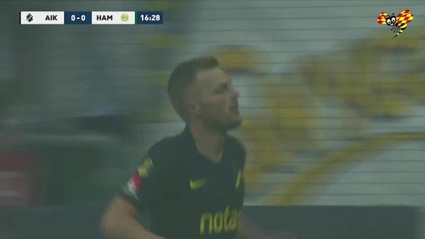 Sebastian Larsson sätter friläge