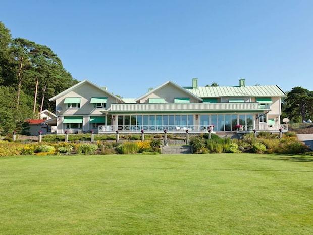 Kungens sommarvilla till salu för 38 miljoner kronor