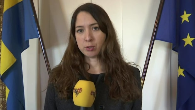 """Hanna Jakobson: """"Låter som om det blir en förlängning av insatsen"""""""
