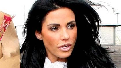 "Katie Price kan få en roll i den kommande ""Sex and the city""-filmen. Foto: Goff Darren"