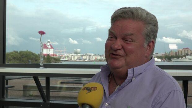 """Pelle Nyström: """"Blev oerhört rörd"""""""