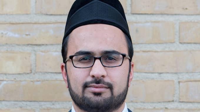 """""""Varför är man så rädd för islam och muslimska uttryck?"""", frågar sig Kashif Virk."""