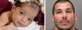 Pappan slog ihjäl nyfödda dottern – nu döms han