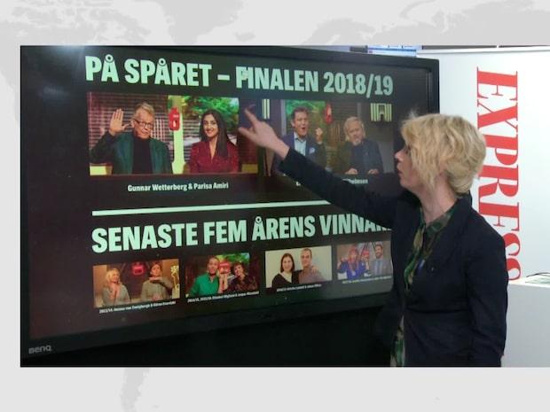 """I kväll avgörs finalen i """"På spåret"""" 2019 – de kan ta hem segern"""