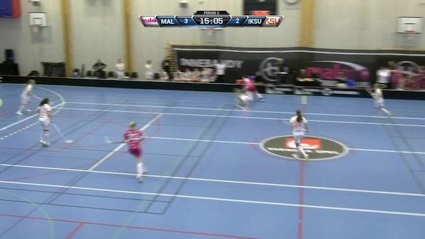 Hon slog igenom stort som 17-åring i Malmö i fjol