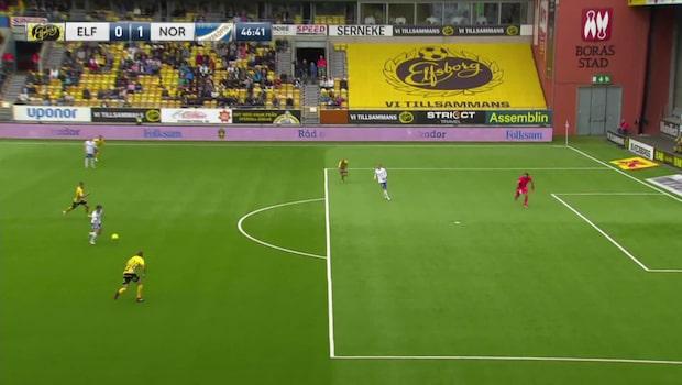 Höjdpunkter: Elfsborg-Norrköping