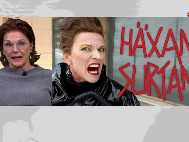 Katrin Sundberg om influencerkarriären efter Häxan Surtant