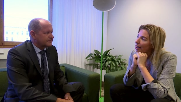 Bara Politik: Intervju med Dan Eliasson
