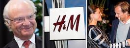 Kungafamiljen gjorde stora förluster på H&M