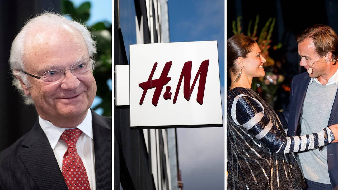 1da369eb8163 Kungafamiljens gjorde storförluster på affär med H&M-aktier