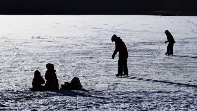 Under natten mot lördagen kryper temperaturerna ner igen mot 20 minusgrader och på de kallaste platserna, i Värmland. Foto: Jan Wiriden