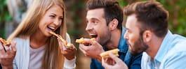 Drömjobbet för alla pizzaälskare – bli professionell provsmakare
