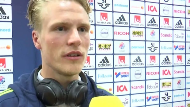 """Oscar Hiljemark: """"Han får tacka mig för assisten"""""""