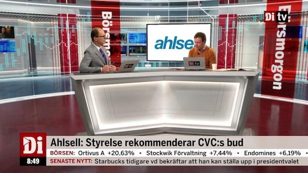 """CVC:s bud på Ahlsell: """"Misslyckad listning"""""""